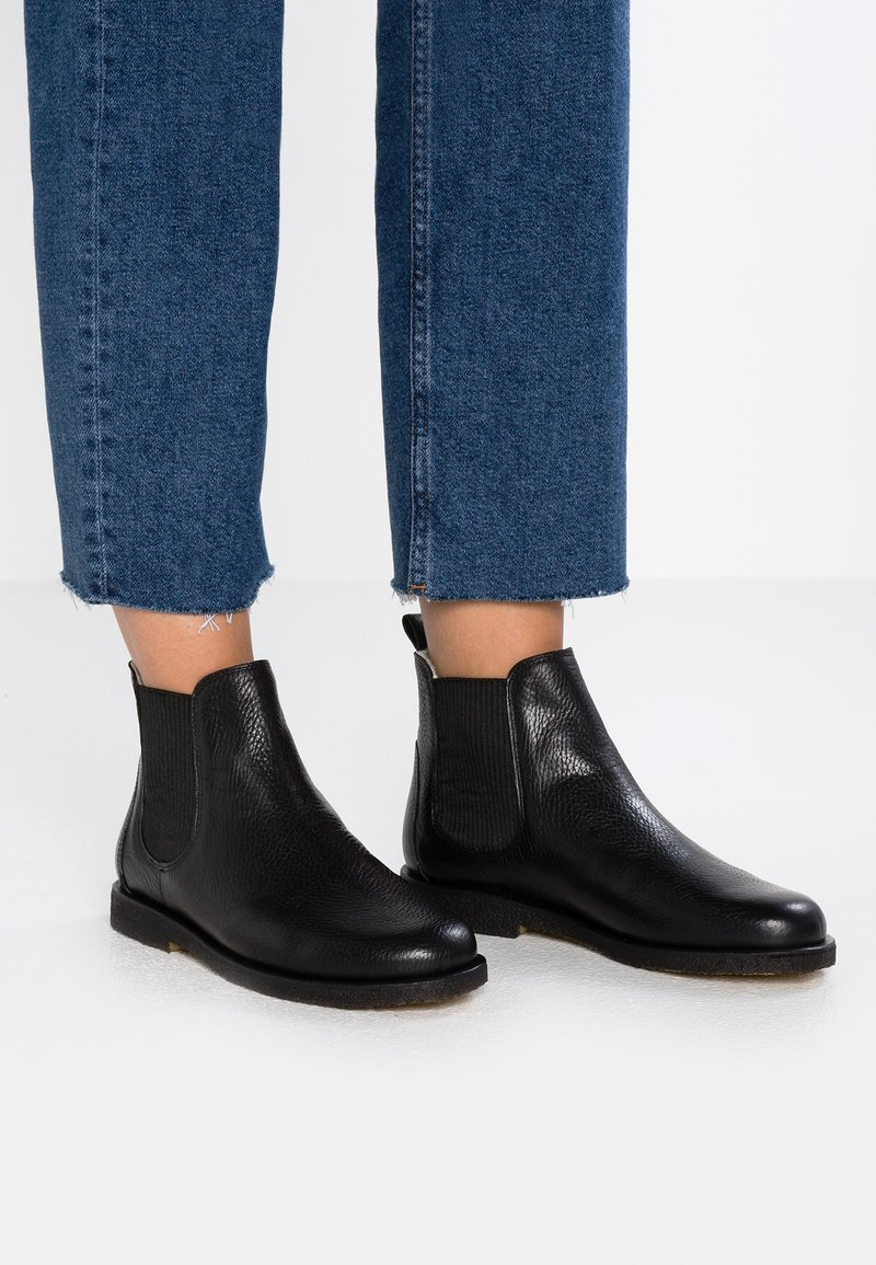 ANGULUS - Ankle boots - kentucky black