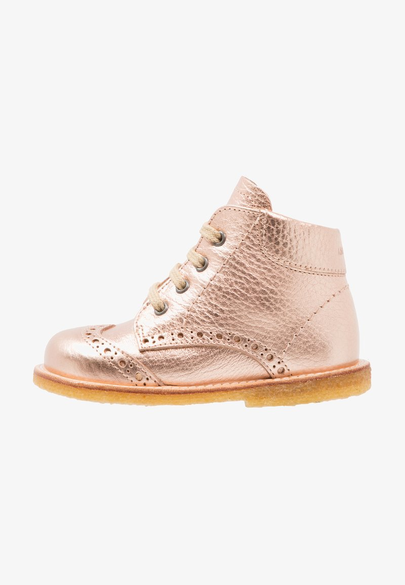 ANGULUS - Baby shoes - light copper