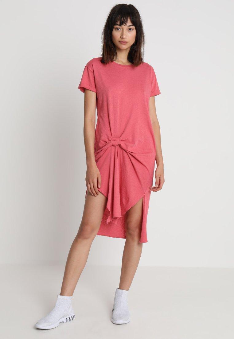 AllSaints - RIVI IDA DRESS - Day dress - coral pink