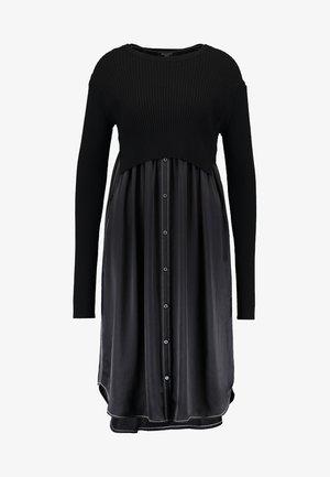 KOWLO DRESS - Vestito lungo - black