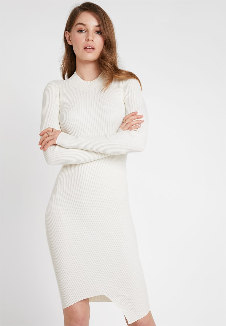 AllSaints - AMARA DRESS - Freizeitkleid - chalk white