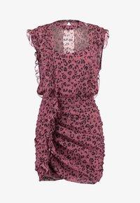 AllSaints - HALI ROAR DRESS - Tubino - pink - 5