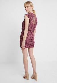 AllSaints - HALI ROAR DRESS - Tubino - pink - 3