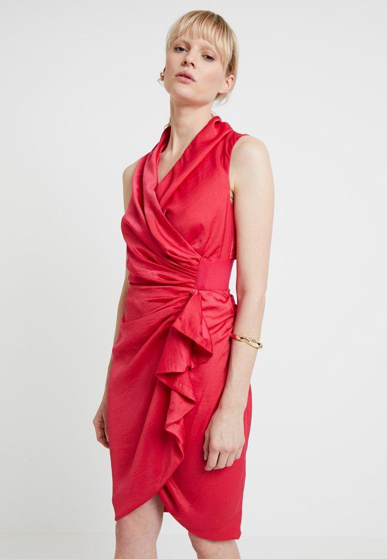 AllSaints - CANCITY DRESS - Cocktailkleid/festliches Kleid - pink