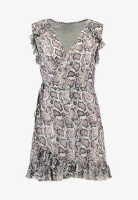 AllSaints - PRIYA MISRA DRESS - Kjole - white - 5