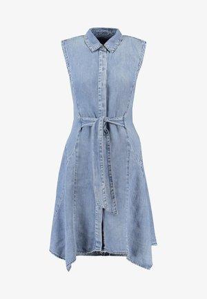 FRANCIS DRESS - Jeanskleid - indigo blue