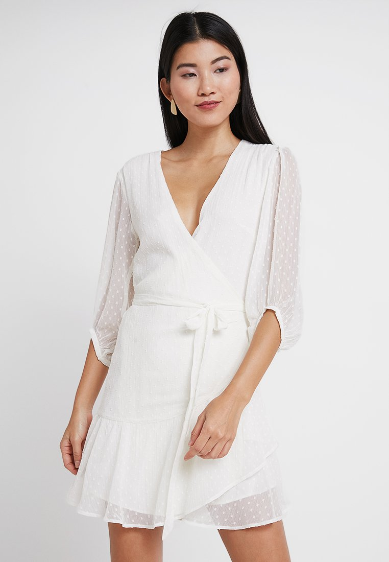 AllSaints - JADE DRESS - Cocktail dress / Party dress - white