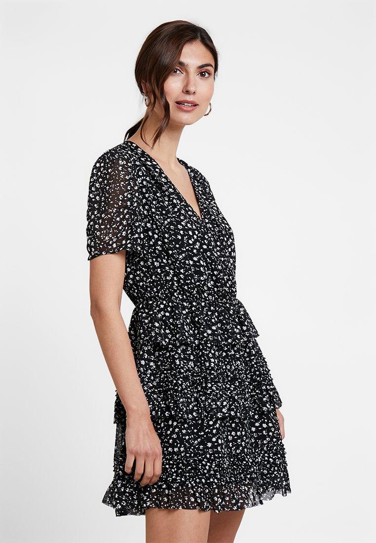AllSaints - ILIA PIPPA DRESS - Freizeitkleid - black