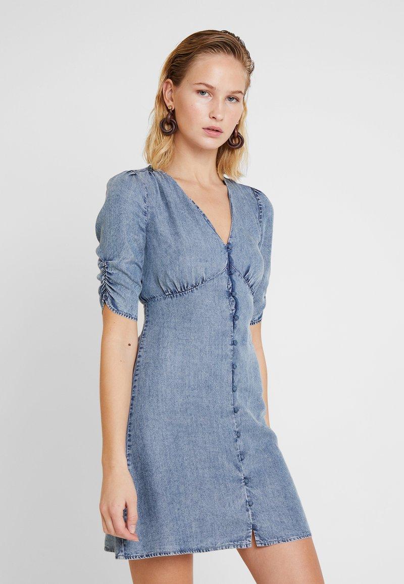 AllSaints - KOTA DRESS - Day dress - indigo blue