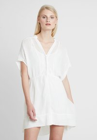 AllSaints - ISME DRESS  - Kjole - chalk white - 0