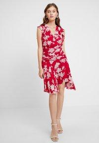 AllSaints - CARIS LEA DRESS - Vestito estivo - hot pink - 4