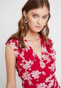 AllSaints - CARIS LEA DRESS - Vestito estivo - hot pink - 5