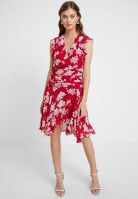 AllSaints - CARIS LEA DRESS - Vestito estivo - hot pink - 0