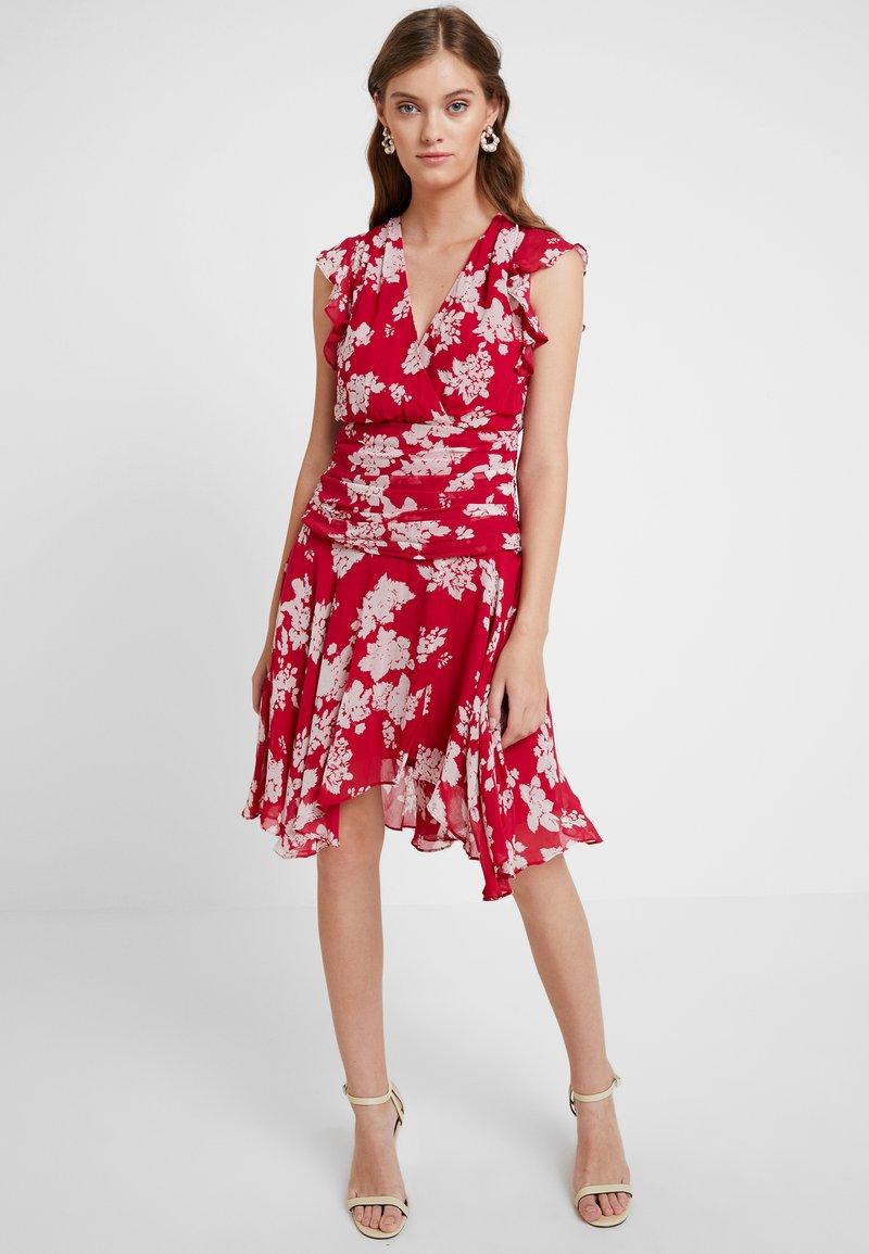 AllSaints - CARIS LEA DRESS - Vestito estivo - hot pink