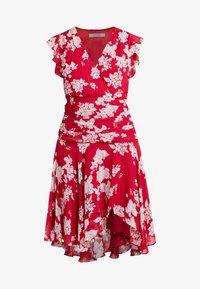 AllSaints - CARIS LEA DRESS - Vestito estivo - hot pink - 6