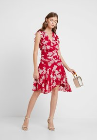 AllSaints - CARIS LEA DRESS - Vestito estivo - hot pink - 2