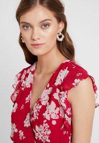 AllSaints - CARIS LEA DRESS - Vestito estivo - hot pink - 7