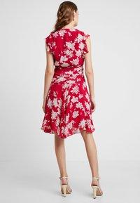 AllSaints - CARIS LEA DRESS - Vestito estivo - hot pink - 3