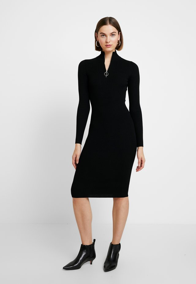 LACEY DRESS - Tubino - black
