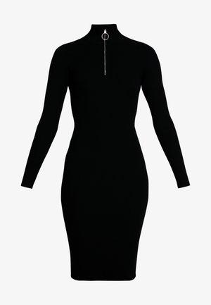 LACEY DRESS - Etuikjole - black