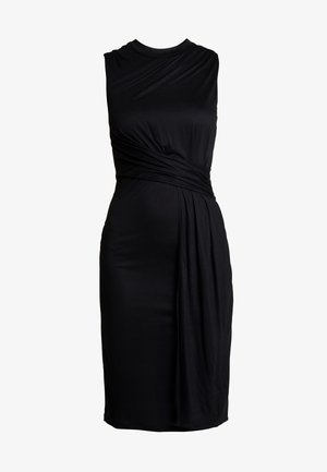 LIMERA DRESS - Jerseykjole - black