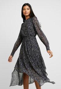 AllSaints - VALERIA WATERLEO DRESS - Kjole - khaki/green - 4
