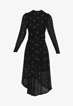 LIZA CYLA DRESS - Freizeitkleid - black