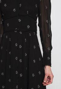 AllSaints - LIZA CYLA DRESS - Kjole - black - 5