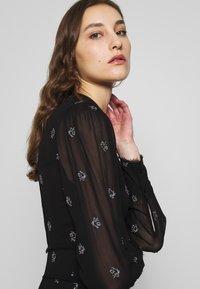 AllSaints - LIZA CYLA DRESS - Kjole - black - 3