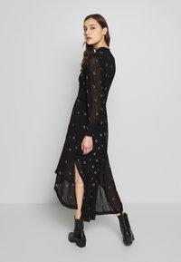 AllSaints - LIZA CYLA DRESS - Kjole - black - 2