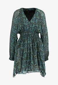 AllSaints - NICHOLA PLUME DRESS - Kjole - opal green - 5
