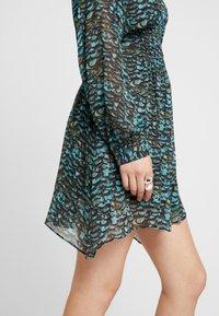 AllSaints - NICHOLA PLUME DRESS - Kjole - opal green - 6