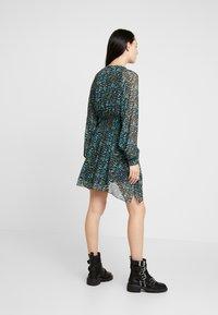 AllSaints - NICHOLA PLUME DRESS - Kjole - opal green - 3