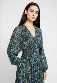 AllSaints - NICHOLA PLUME DRESS - Kjole - opal green - 4
