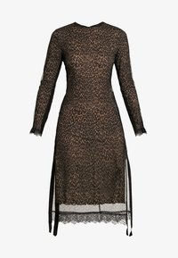 AllSaints - KIARA LINLEO DRESS - Kjole - taupe/brown - 5