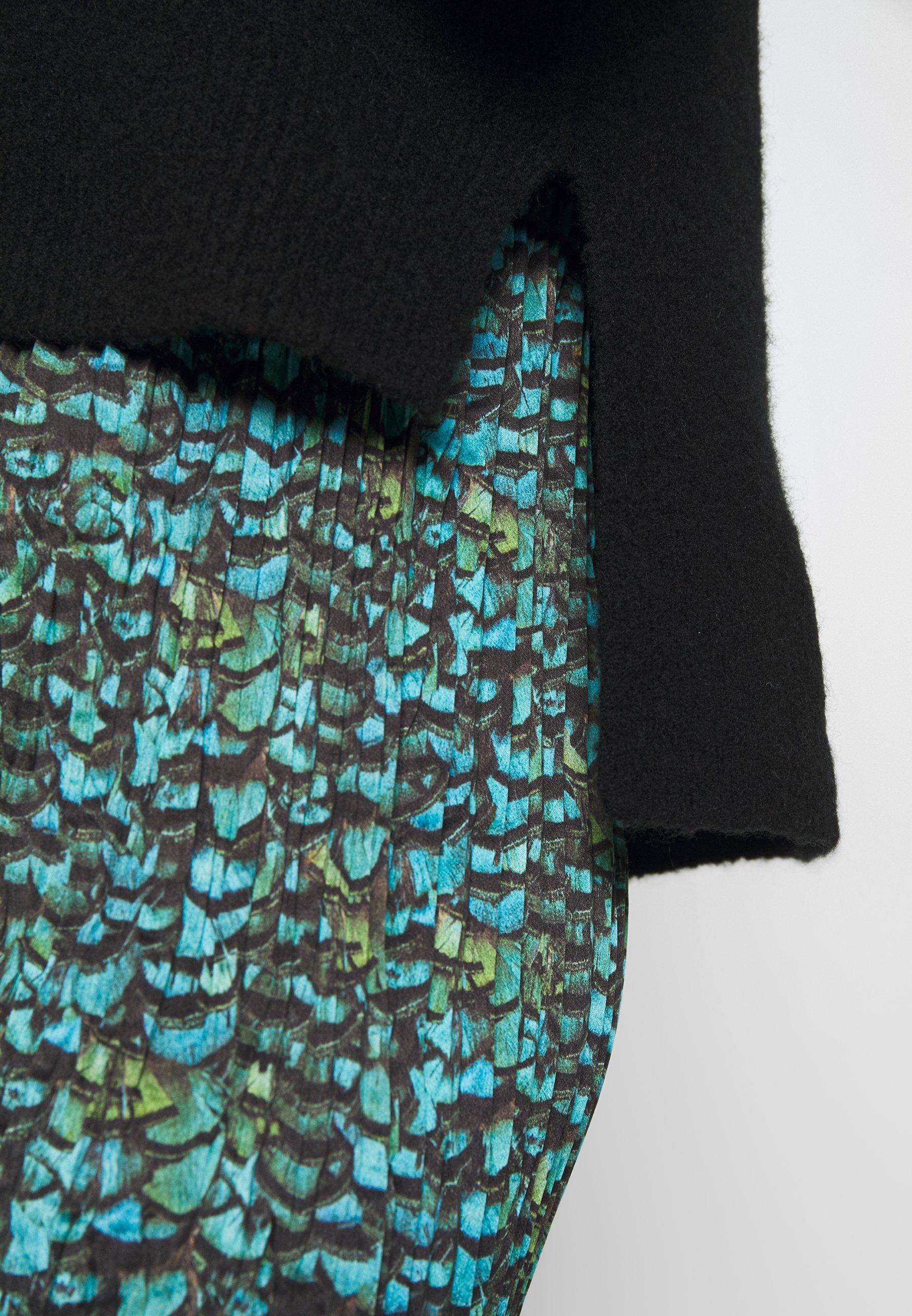 Allsaints Ansel Dress - Robe D'été Black/ink