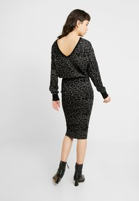 AllSaints - ROXANNE DRESS - Etuikjole - charcoal grey - 3