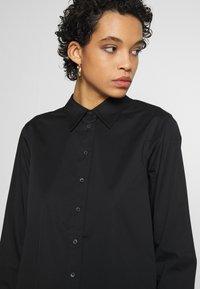 AllSaints - IRIS LACE SHIRT - Bluser - black - 3
