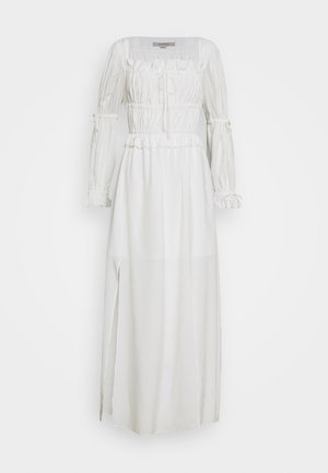 KIMI DRESS - Robe longue - chalk white