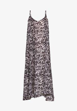 ESSIE AMBIENT DRESS - Freizeitkleid - pale grey
