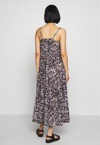 AllSaints - ESSIE AMBIENT DRESS - Kjole - pale grey - 2