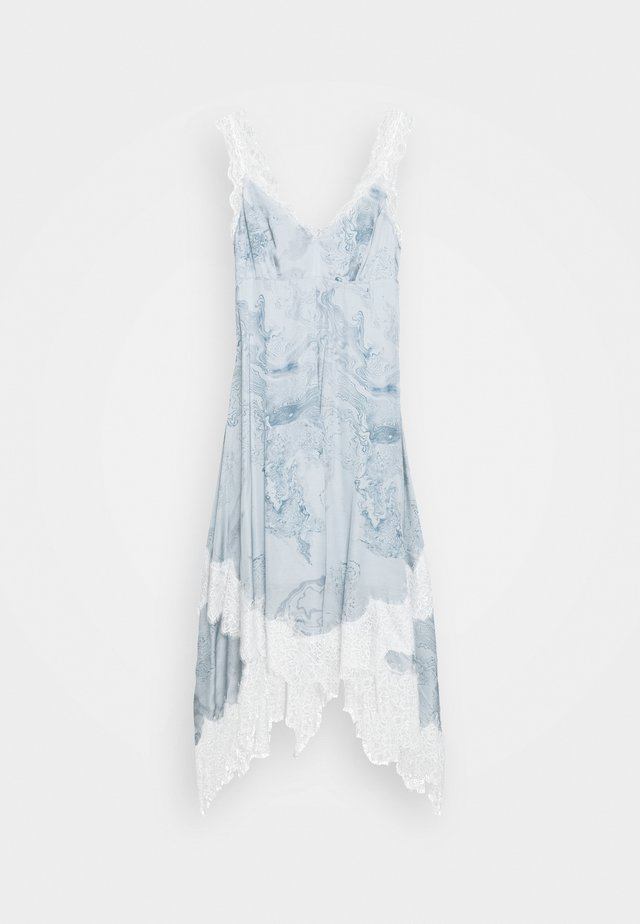 SKYLAR HATSUKOI DRESS - Korte jurk - powder blue