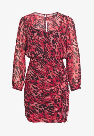 BARRE AMBIENT DRESS - Kjole - red