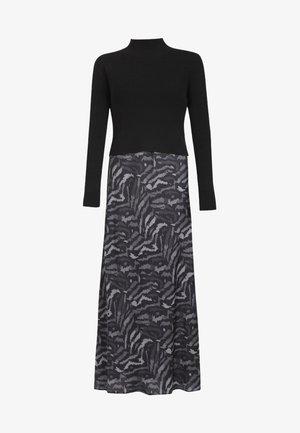 HERA REMIX - Korte jurk - black