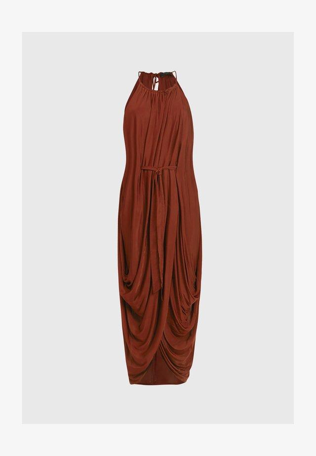 ERIN DRESS - Sukienka letnia - orange
