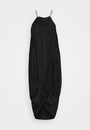 ERIN DRESS - Korte jurk - black