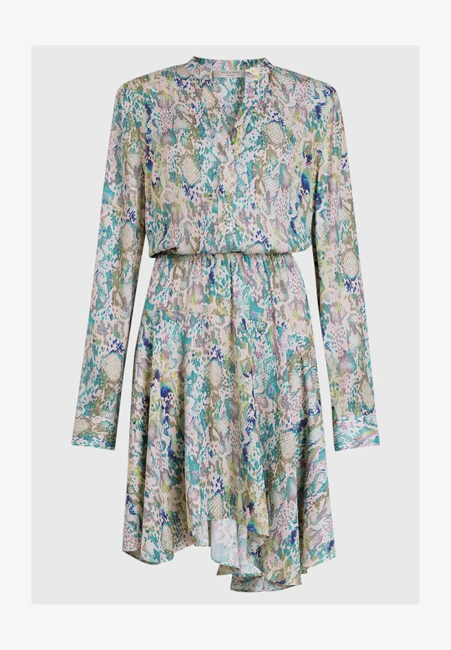 MARTINA MASALA DRESS - Sukienka letnia - blue