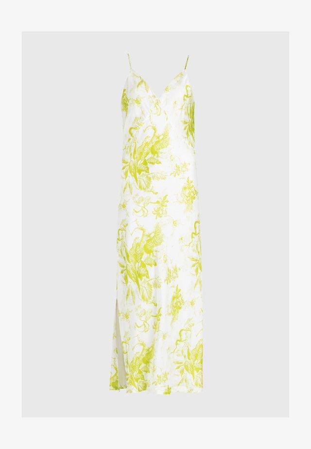 MELODY RIYAZ - Długa sukienka - yellow