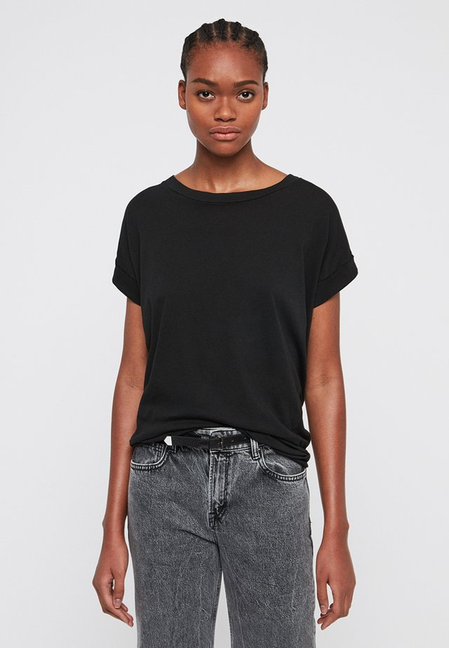 IMOGEN BOY - T-shirt basic - black