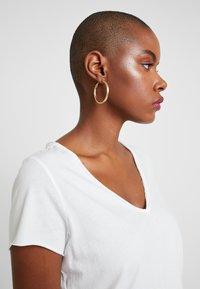 AllSaints - EMELYN TONIC TEE - T-shirts - chalk white - 4